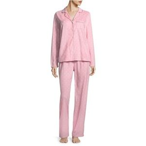 NWT Adonna 2-Piece Microfiber Pajama Set